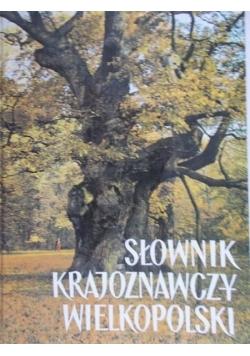 Słownik krajoznawczy wielkopolski