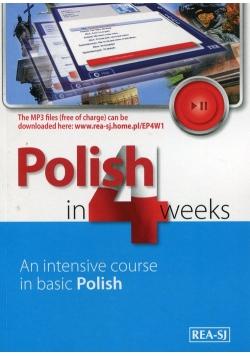 Polski w 4 tygodnie angielski etap 1