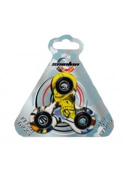 Spintop - Fidget Spinner wielokolorowe 90 sek