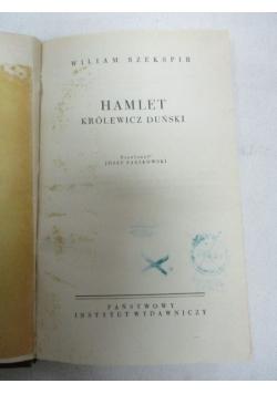 Hamlet. Królewicz duński