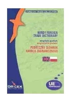 Angielsko-polski podręczny słownik handlu zagranic