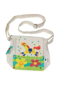 Bawełniana torebka do pomalowania