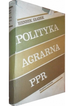 Polityka agrarna PPR