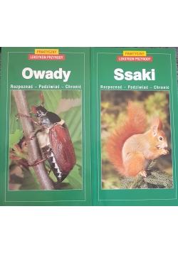 Praktyczny leksykon przyrody, zestaw dwóch książek