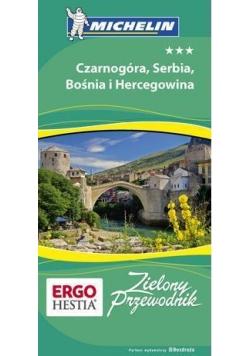 Zielony przewodnik - Czarnogóra, Bośnia .. Wyd. I