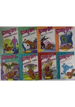 Scooby Doo!, zestaw 8 książek