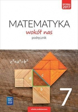 Matematyka Wokół nas SP 7 Podr. WSiP