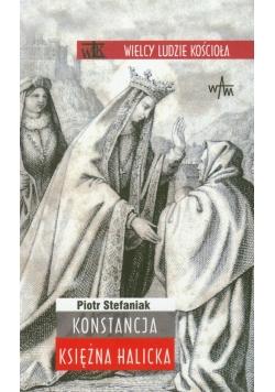 Konstancja Księżna Halicka