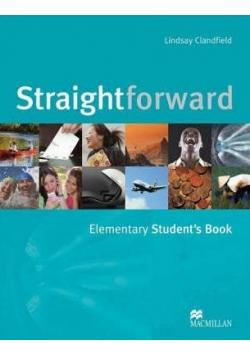 Straightforward. Elementary Student's Book
