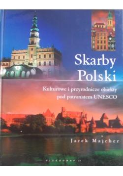 Skarby Polski kulturowe i przyrodnicze obiekty
