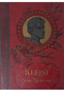 Kleists Dramatische Meisterwerke.  ok 1911 r.