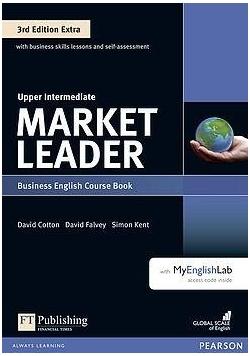 Market Leader 3E Extra Uppr-Intermed SB + MyEngLab
