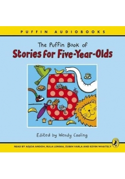 The Puffin Book of Stories for Five-year-olds,CD, nowa