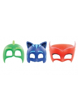 Pidżamersi - Maska, 3 rodzaje