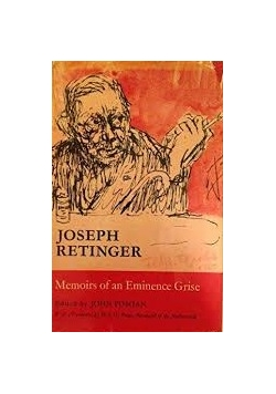 Memoirs of an Eminence Grise