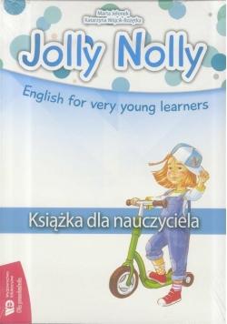 Jolly Nolly. Książka dla nauczyciela + CD WE