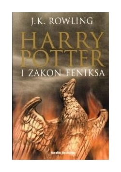 Harry Potter i Zakon Feniksa wyd.2016