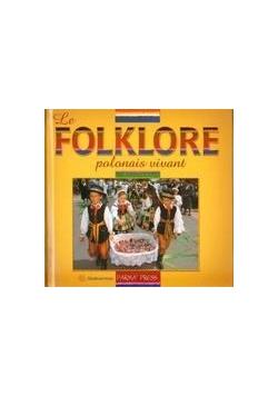 Albumik Polski folklor żywy wersja francuska