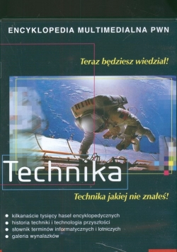 Technika Multimedialna encyklopedia PWN