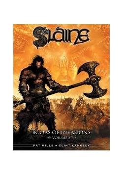Slaine. Books of invasions, volume 2