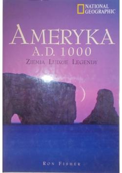 Ameryka A.D.1000