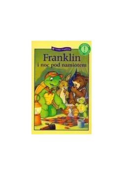 Franklin i noc pod namiotem. Czytamy...