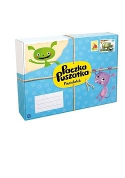 Paczka Puszatka Pięciolatek Box