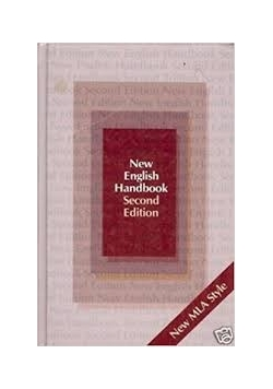 New English Handbook Second Edition