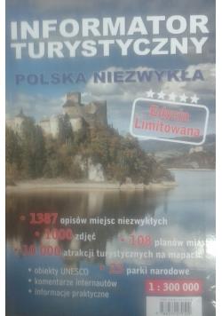 Informator turystyczny. Polska niezwykła