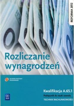 Rozliczanie wynagrodzeń Podręcznik do nauki zawodu