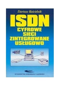 ISDN - cyfrowe sieci zintegrowane usługowo WKŁ
