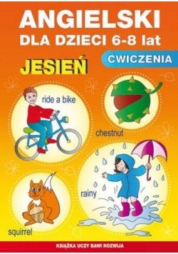 Angielski dla dzieci z.20 6-8 lat Jesień LITERAT