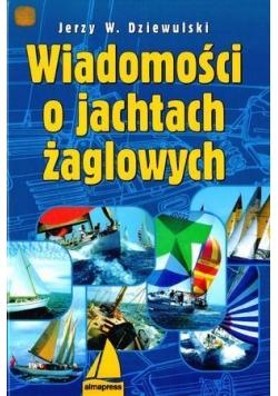Wiadomości o jachtach żaglowych