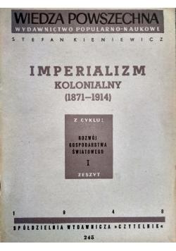 Imperializm kolonialny (1871 - 1914), 1948 r.