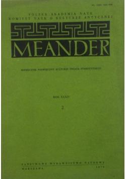 Meander. Rok XXXIV /  2