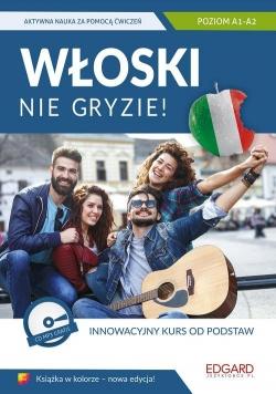 Włoski nie gryzie! Innowacyjny kurs od podstaw + CD mp3