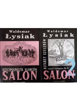 Salomon, zestaw 2 książek
