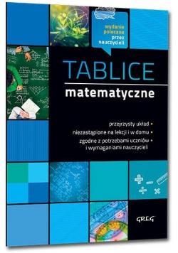Tablice matematyczne GREG