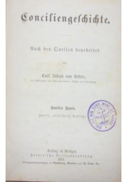 Concisiengeschichte, 1875 r.