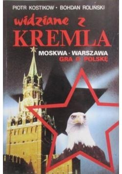 Widziane z Kremla