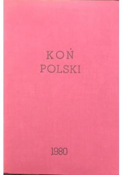 Koń Polski, 1 - 4, 1980 r.