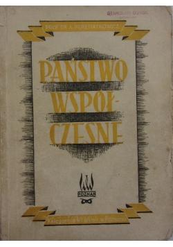 Państwo Współczesne ,1948r.
