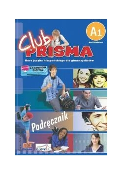 Club Prisma A1 podręcznik wersja polska EDI-NUMEN