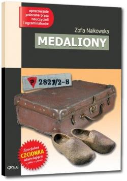 Medaliony z oprac. GREG