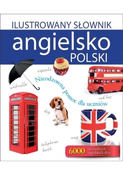 Ilustrowany słownik angielsko-polski w.2015 FK