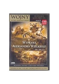 Wyprawa Aleksandra Wielkiego Film 8,DVD