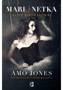 Elite King's Club . Marionetka T.2 , nowa