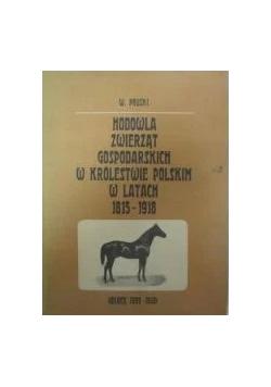 Hodowla zwierząt gospodarskich w Królestwie Polskim w latach 1815 - 1918, t. III