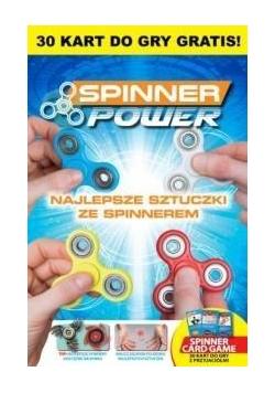 Spinner Power. Najlepsze sztuczki ze spinnerem