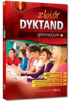 Zbiór dyktand - gimnazjum GREG